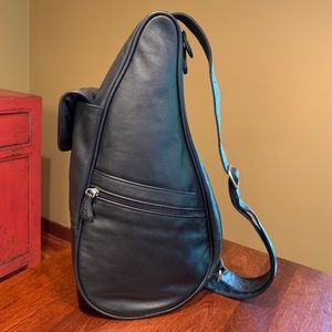 Ameribag Leather Healthy Back Bag
